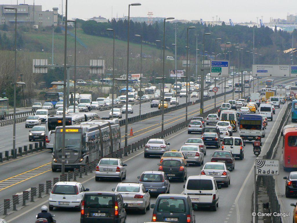 Photo of IBB Trafik Kontrol ve Yandex'in Trafik Bilgilerini bize iletmesi