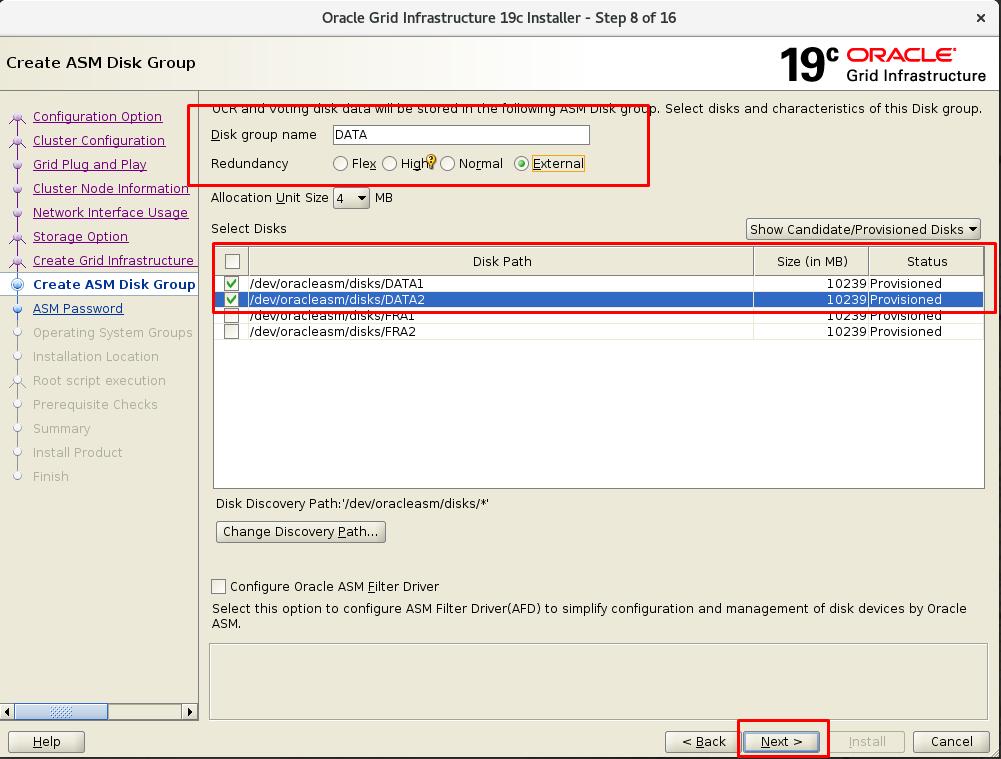 Photo of Oracle Database 19C Real Application Clusters RAC Kurulumu Bölüm – 2 GRID